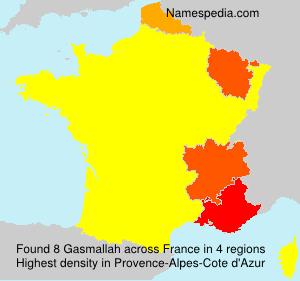 Gasmallah