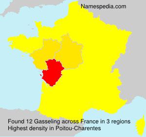 Gasseling