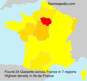 Gassette