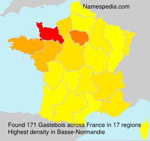 Gastebois