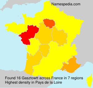 Gasztowtt