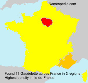 Gaudelette