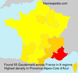 Gaudemard