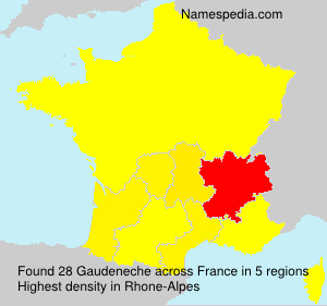 Gaudeneche