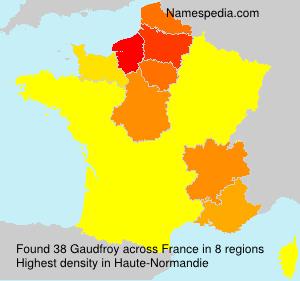 Gaudfroy
