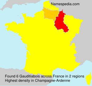 Gauditiabois