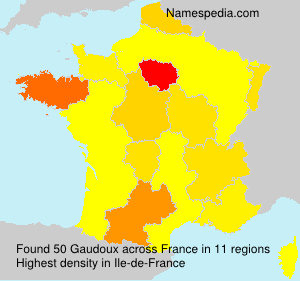 Gaudoux