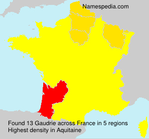 Gaudrie