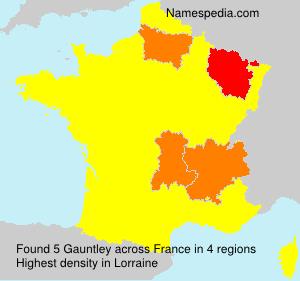 Gauntley