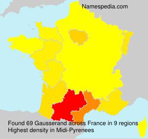 Gausserand