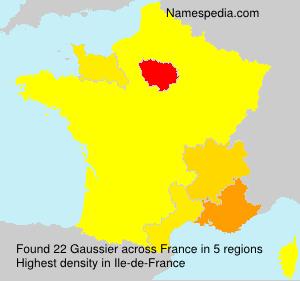 Gaussier