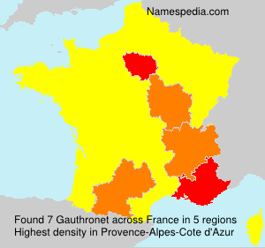 Gauthronet