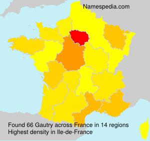 Gautry