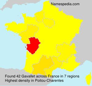 Gavallet