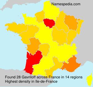 Gavriloff