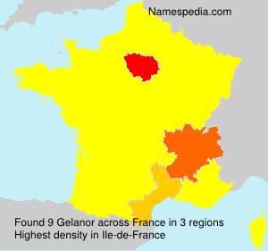 Gelanor
