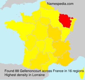 Gellenoncourt