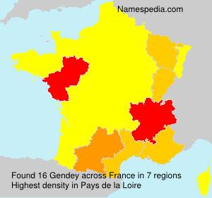 Gendey
