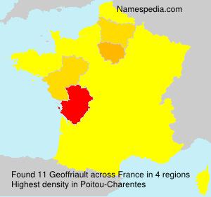 Geoffriault