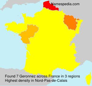 Geronnez