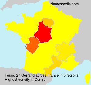 Gerrand