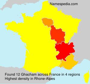 Ghacham