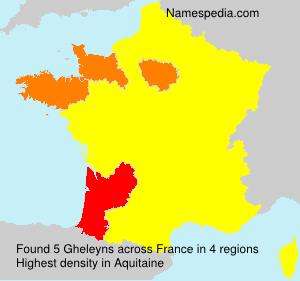 Gheleyns