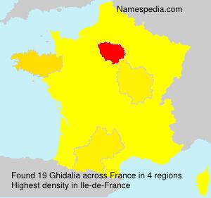 Ghidalia