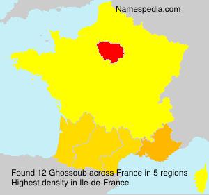 Ghossoub