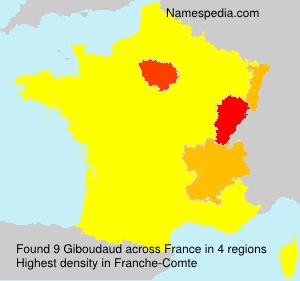 Giboudaud