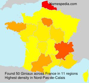 Giniaux