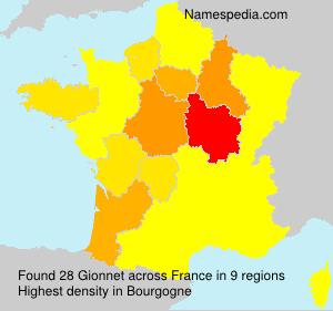 Gionnet