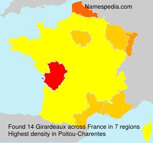 Girardeaux