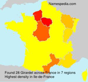 Girardel