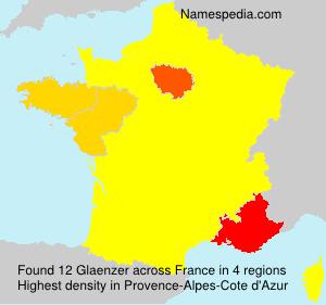 Glaenzer