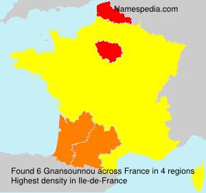Gnansounnou