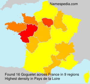 Goguelet