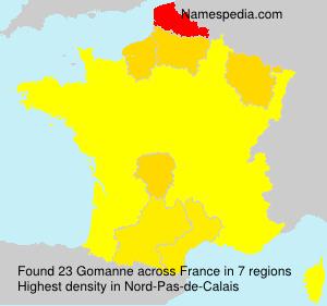 Gomanne