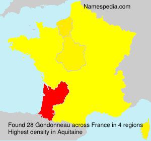 Gondonneau