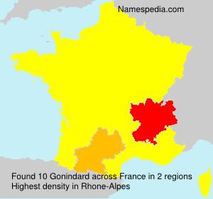 Gonindard