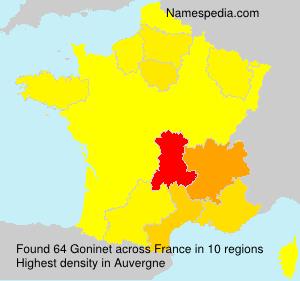 Goninet