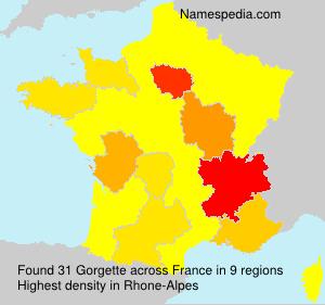 Gorgette