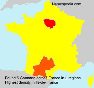 Gotmann - France