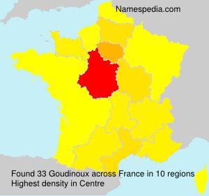 Goudinoux