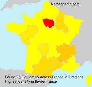 Goulamaly