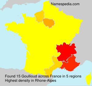 Goullioud
