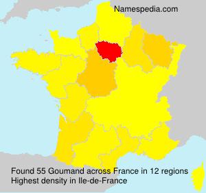 Goumand