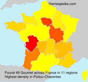 Goumet