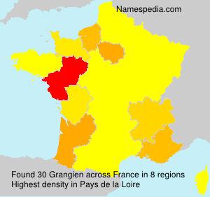 Grangien
