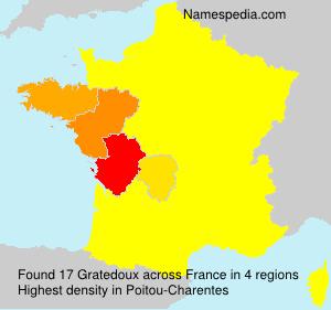 Gratedoux